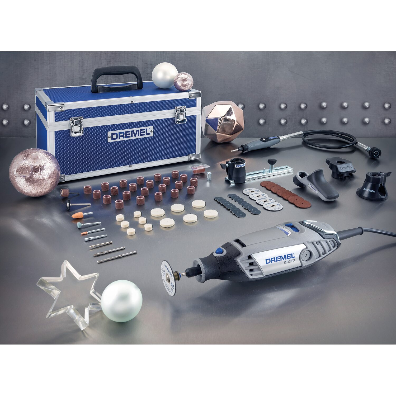 dremel multifunktionswerkzeug 3000-4/75 5 diamanten-set kaufen bei obi