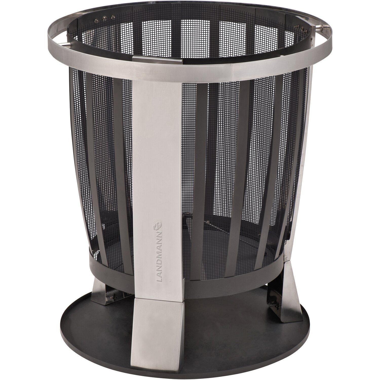 landmann feuerkorb mit holzaufsteller kaufen bei obi. Black Bedroom Furniture Sets. Home Design Ideas