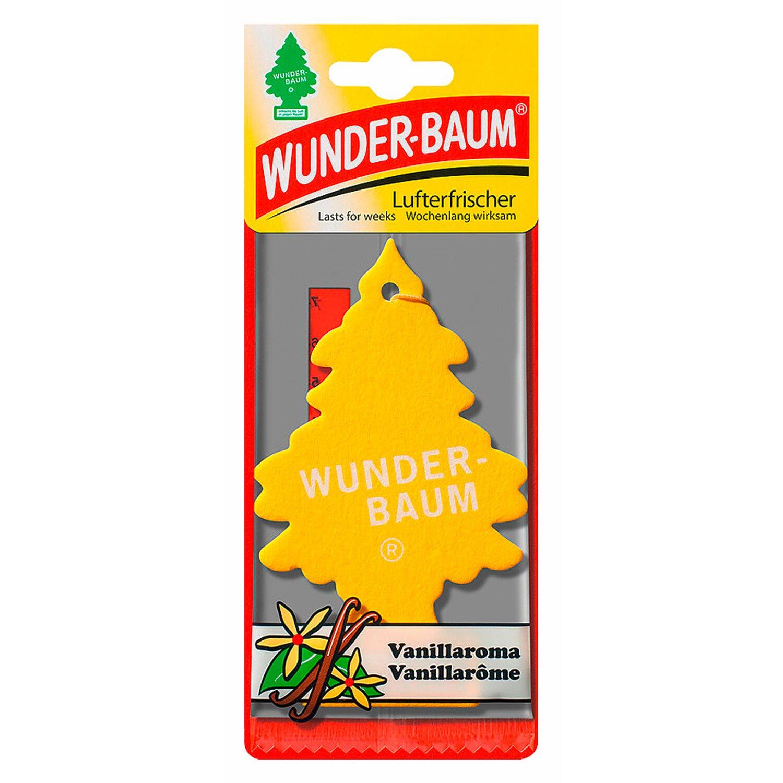 Wunderbaum Lufterfrischer Vanille Preisvergleich