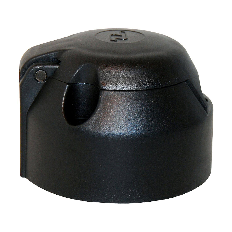 las 7 polige kunststoff steckdose f r pkw anh nger kaufen bei obi. Black Bedroom Furniture Sets. Home Design Ideas
