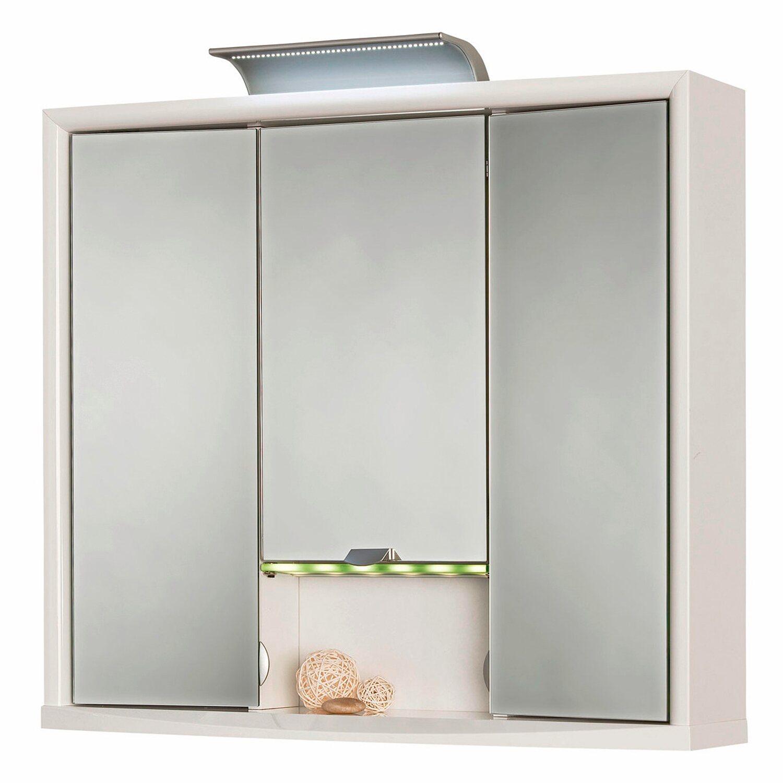 Jokey spiegelschrank colima 75 5 cm wei eek a kaufen - Spiegelschrank obi ...