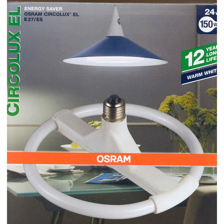 osram kompaktleuchtstofflampe ringform     lm
