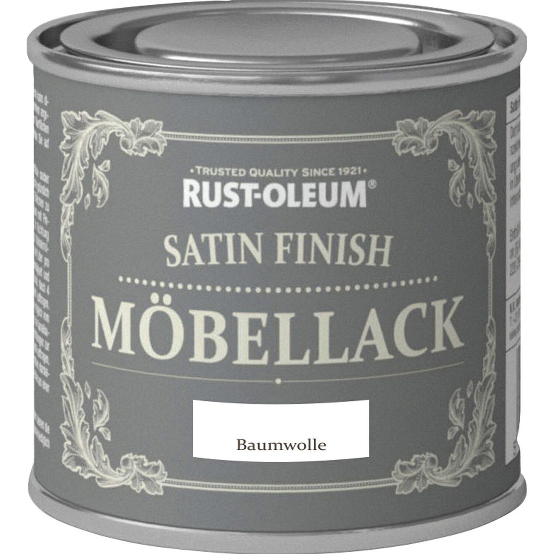 rust oleum kreidefarbe m bellack satin finish baumwolle seidengl nzend 125 ml kaufen bei obi. Black Bedroom Furniture Sets. Home Design Ideas