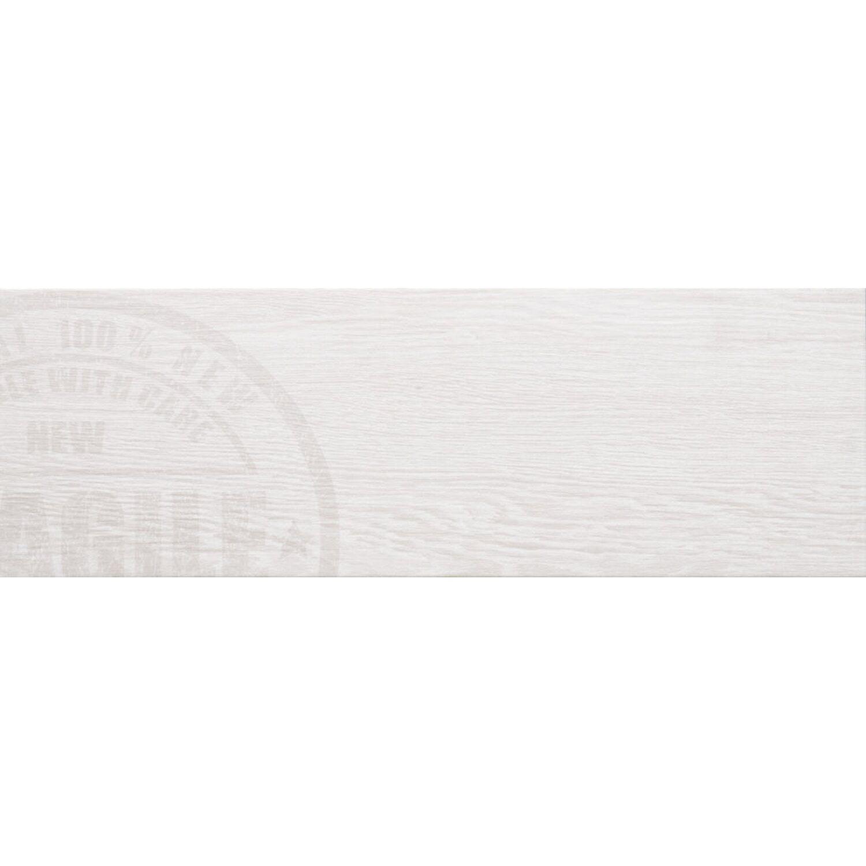 Sonstige Feinsteinzeug Madera Bianco 20 cm x 60,4  cm
