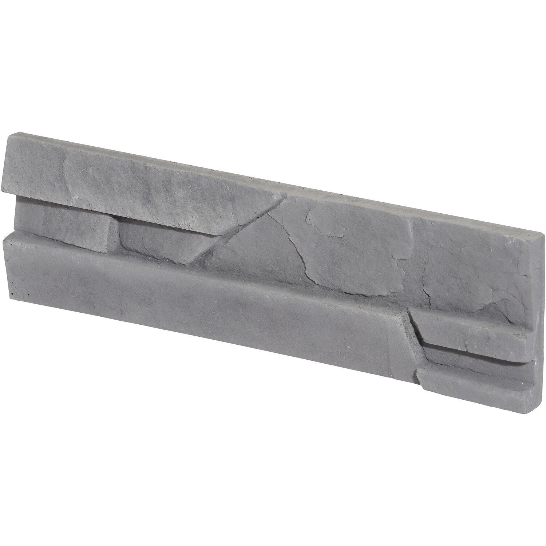 Stegu Verblender Madera Grau 0,49 m² Preisvergleich