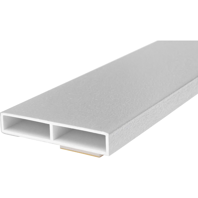 wandanschlu leiste f r thermospace t r 40 mm grau meterware kaufen bei obi. Black Bedroom Furniture Sets. Home Design Ideas