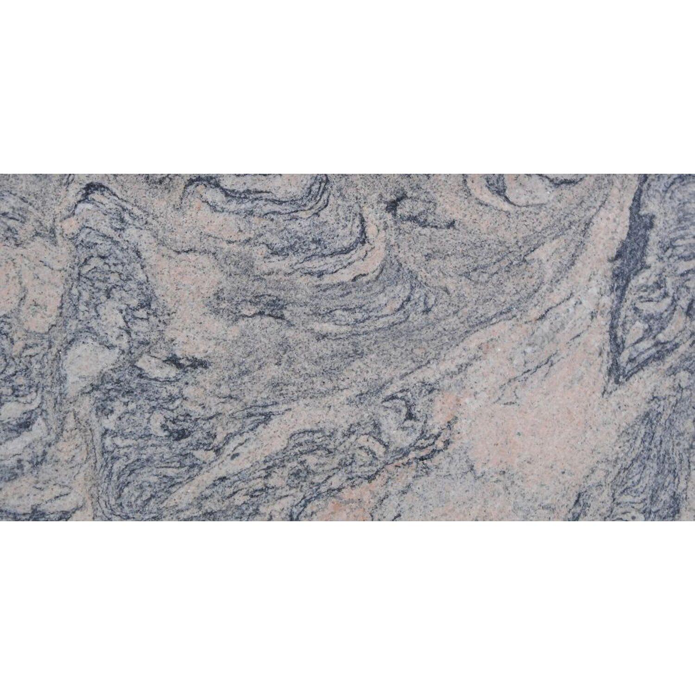 Sonstige Bodenfliese Granit Juparana C poliert 30,5 cm x 61 cm