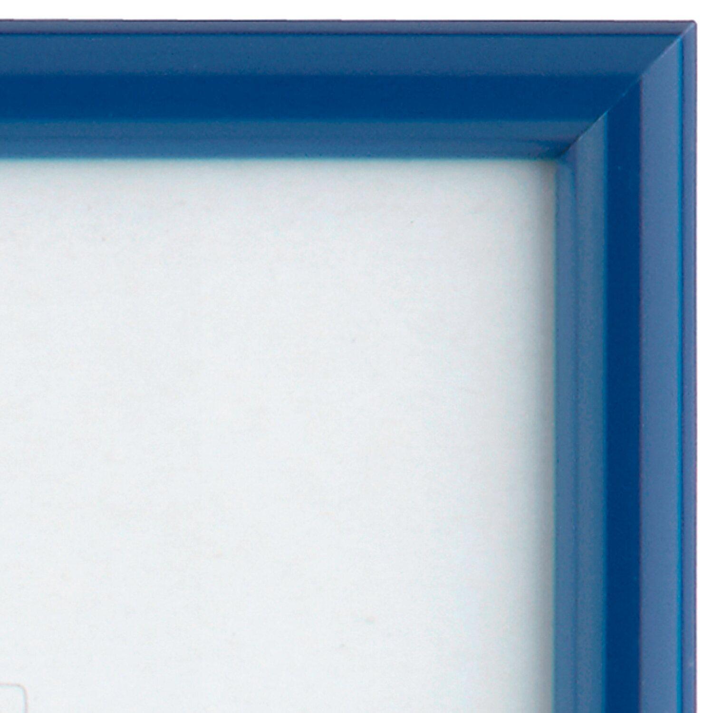 obi kunststoffrahmen 60 cm x 80 cm blau kaufen bei obi. Black Bedroom Furniture Sets. Home Design Ideas