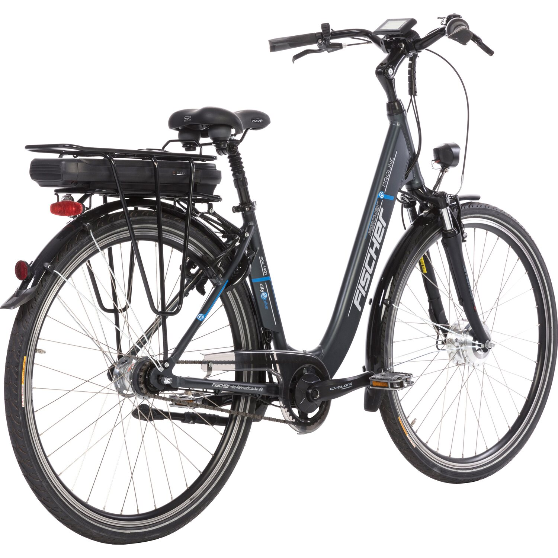 fischer e bike city ecu 1401 s1 anthrazit matt kaufen bei obi. Black Bedroom Furniture Sets. Home Design Ideas