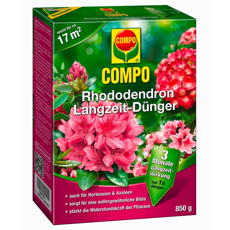 compo rhododendron langzeit d nger 850 g kaufen bei obi. Black Bedroom Furniture Sets. Home Design Ideas