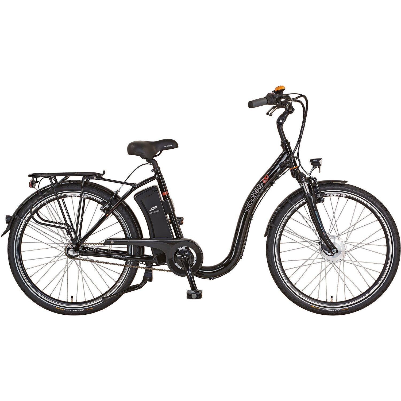 Prophete E-Bike Alu-Tiefeinsteiger 26 Genießer ...