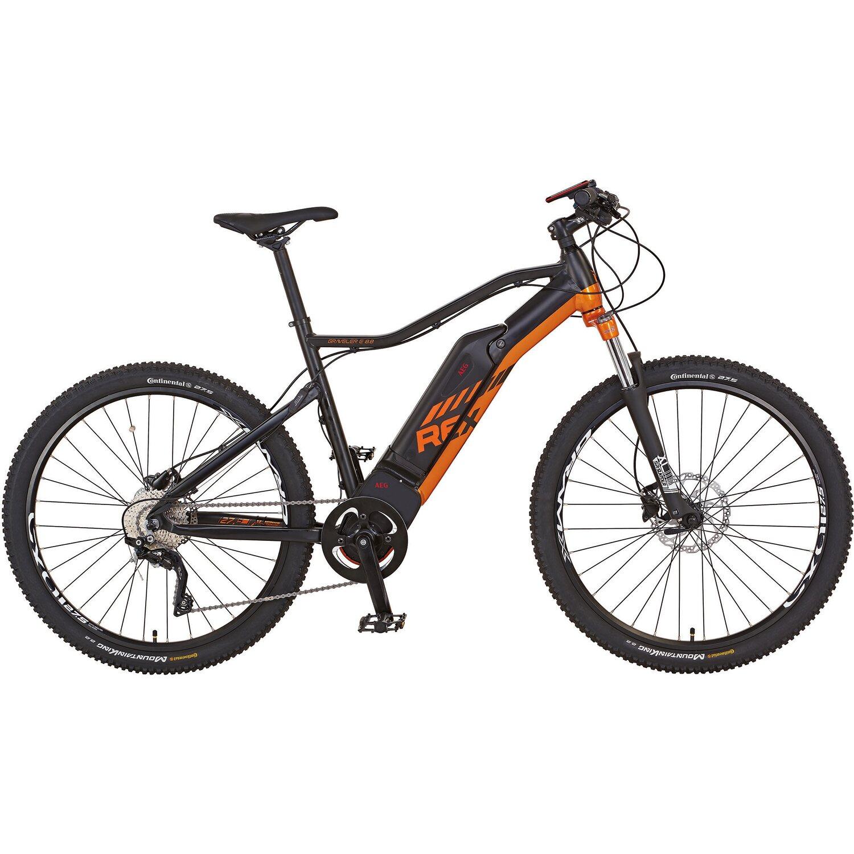 REX E-Bike MTB 650B 27,5 Graveler e8.8