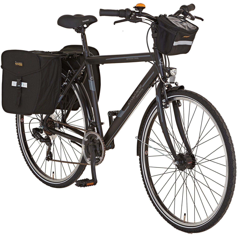 prophete alu trekking fahrrad 28 entdecker travel herren kaufen bei obi. Black Bedroom Furniture Sets. Home Design Ideas