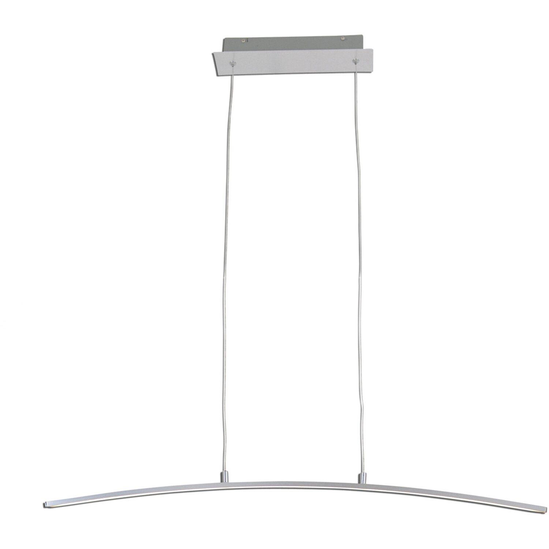 N ve led pendelleuchte straight 88 6 cm aluminium eek a kaufen bei obi - Led pendelleuchte obi ...