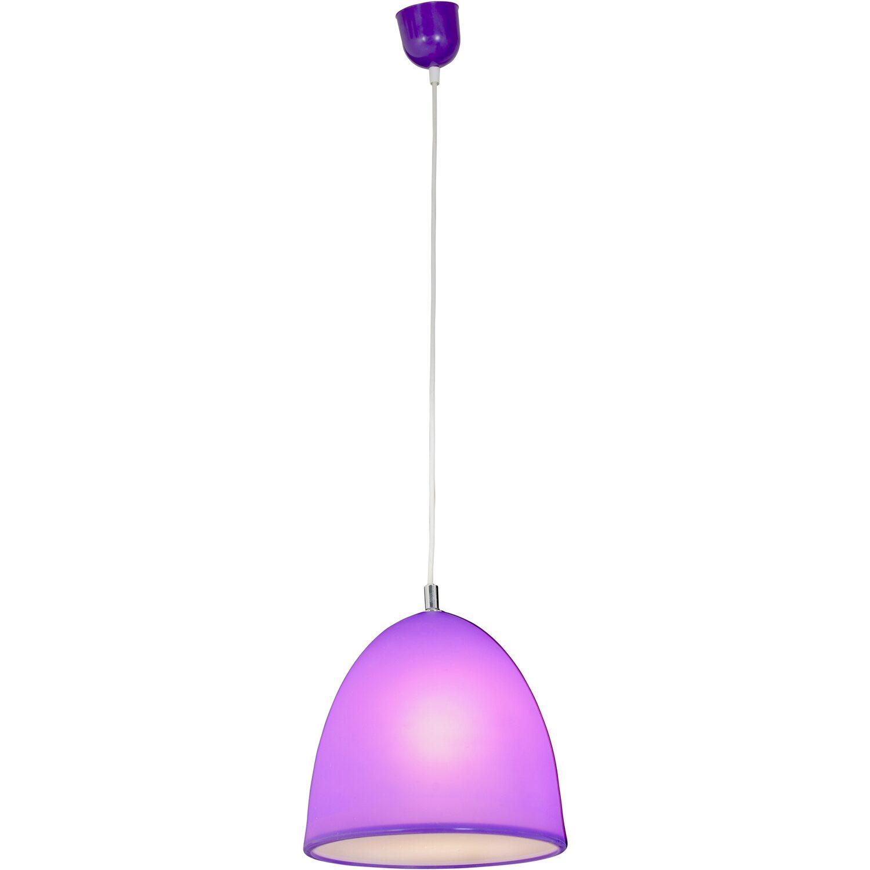Näve Lampenschirm Violett Ø 28cm