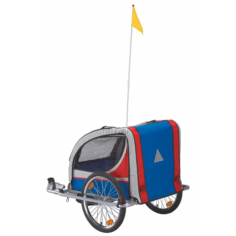 Kinder Transport Fahrradanhänger 20 für 1 oder 2 Kinder