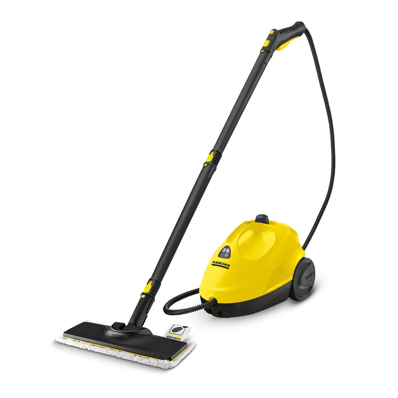 k rcher dampfreiniger sc 2 easyfix fl chenleistung 75 m 1. Black Bedroom Furniture Sets. Home Design Ideas