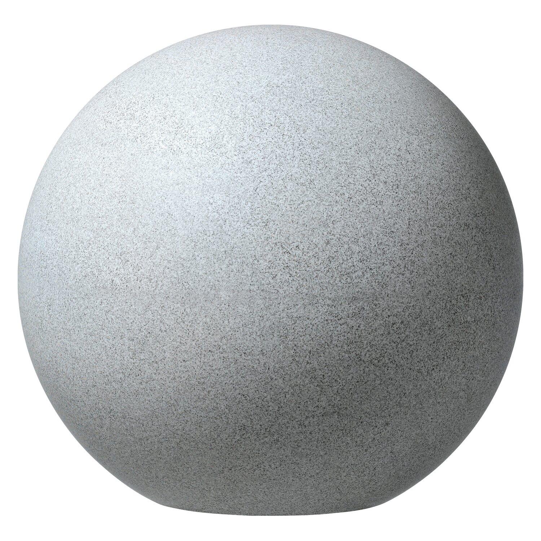 Scheurich Dekokugel ø 30 Cm Weiß Granit Kaufen Bei Obi