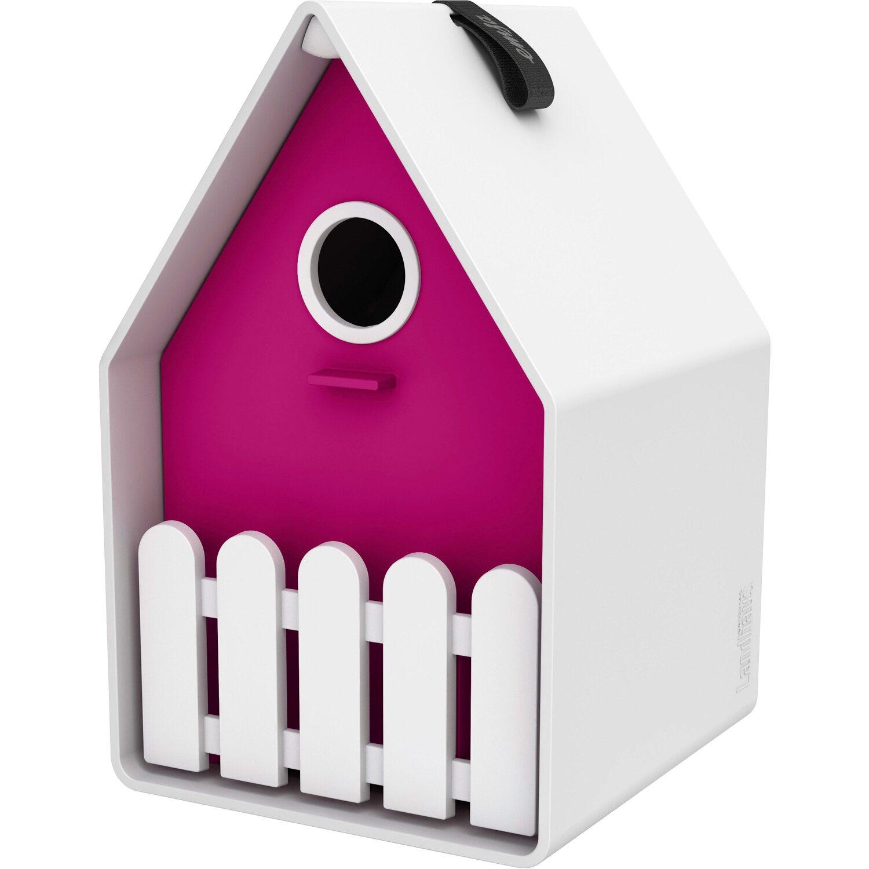 emsa vogelh uschen landhaus wei pink kaufen bei obi. Black Bedroom Furniture Sets. Home Design Ideas