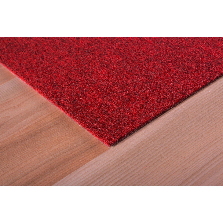 teppichfliese selbstklebend rot kaufen bei obi. Black Bedroom Furniture Sets. Home Design Ideas