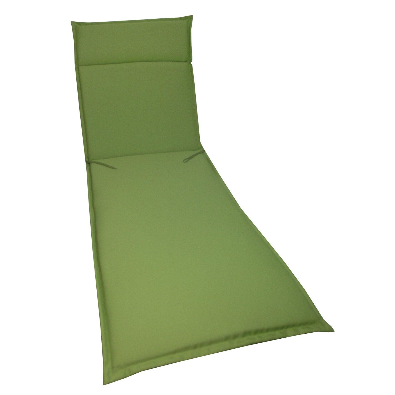 Liegen-Auflage Fehmarn Grün