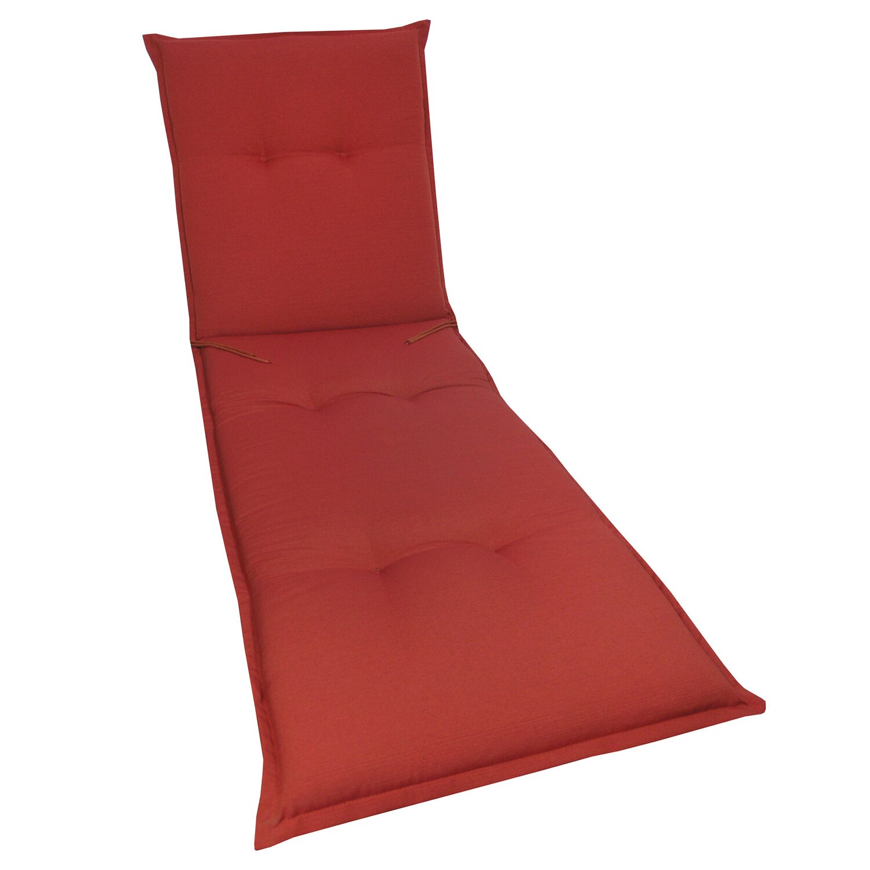 liegen auflage norderney terracotta kaufen bei obi. Black Bedroom Furniture Sets. Home Design Ideas