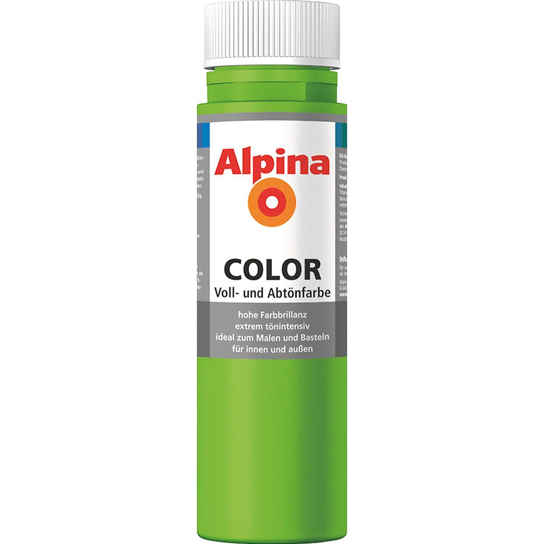 Alpina  Color Grass Green seidenmatt 250 ml