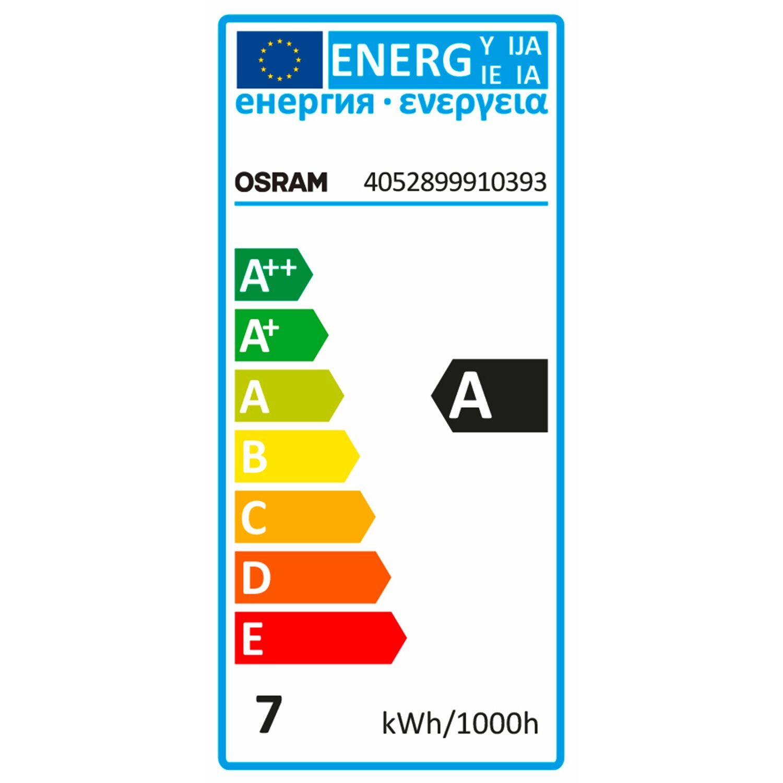 Osram led lampe reflektor mr16 gu53 7 w 350 lm warmwei eek osram led lampe reflektor mr16 parisarafo Choice Image