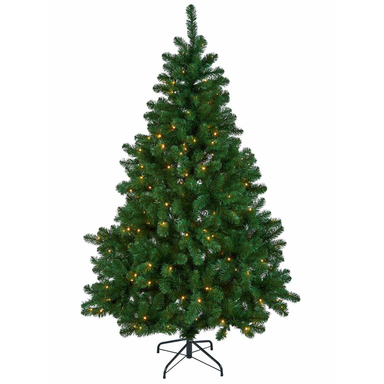 Künstlicher Weihnachtsbaum 150 Cm.Künstlicher Weihnachtsbaum 150 Cm Mit Led Beleuchtung