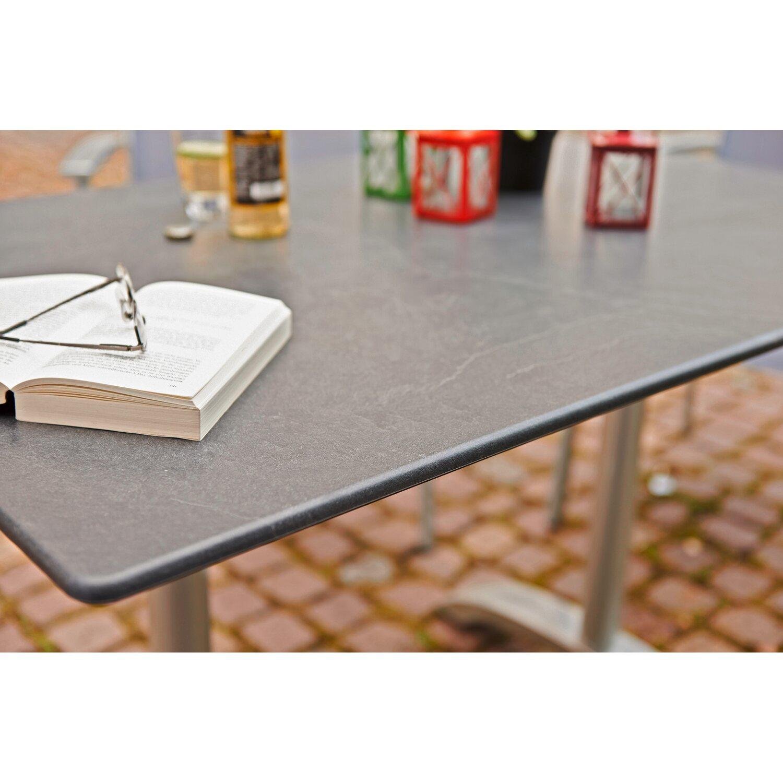 acamp gartentisch klappbar, acamp tisch acaplan 120 cm x 80 cm platin-schiefer kaufen bei obi, Design ideen