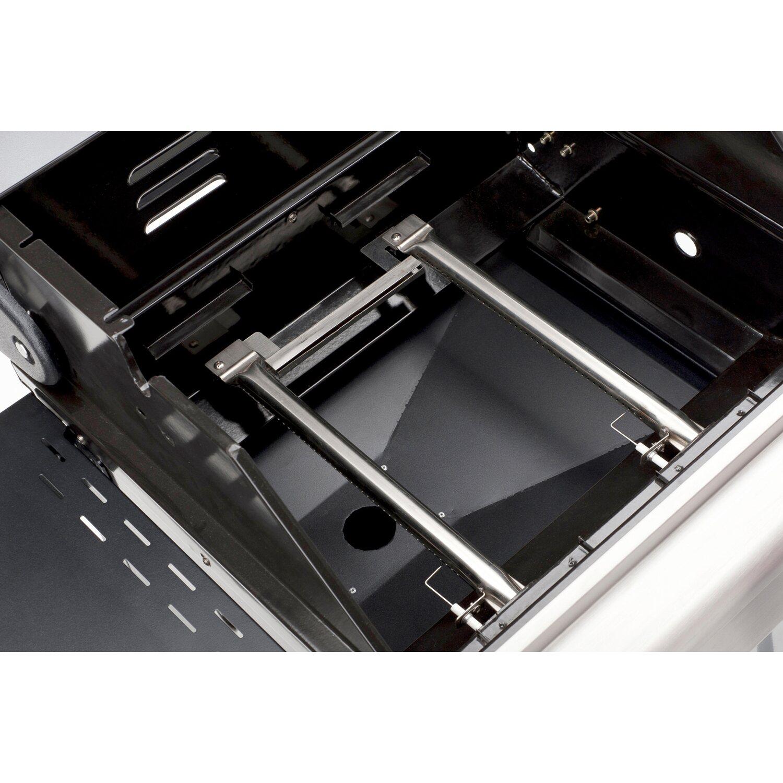 landmann gasgrill triton pts 2 0 mit 2 brennern schwarz kaufen bei obi. Black Bedroom Furniture Sets. Home Design Ideas
