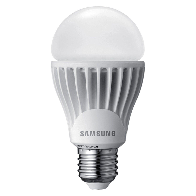 Samsung LED-Lampe EEK: A Glühlampenform E27 / 10,8 W (810 lm ...