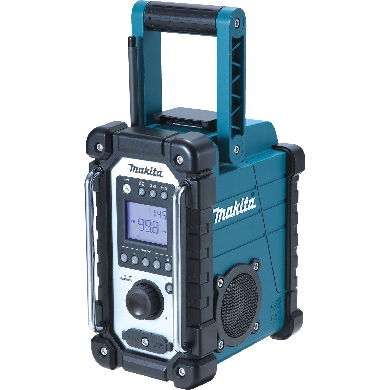 Makita Akku-Baustellenradio DMR107 Preisvergleich