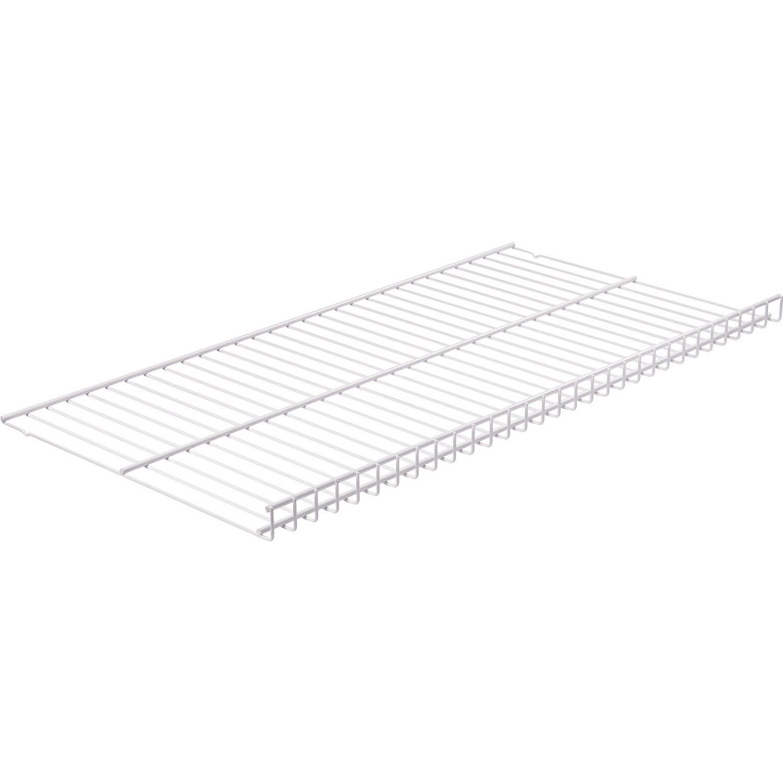 OBI Stahlfachboden Silber Aluminium 800 mm x 350 mm x 20 mm
