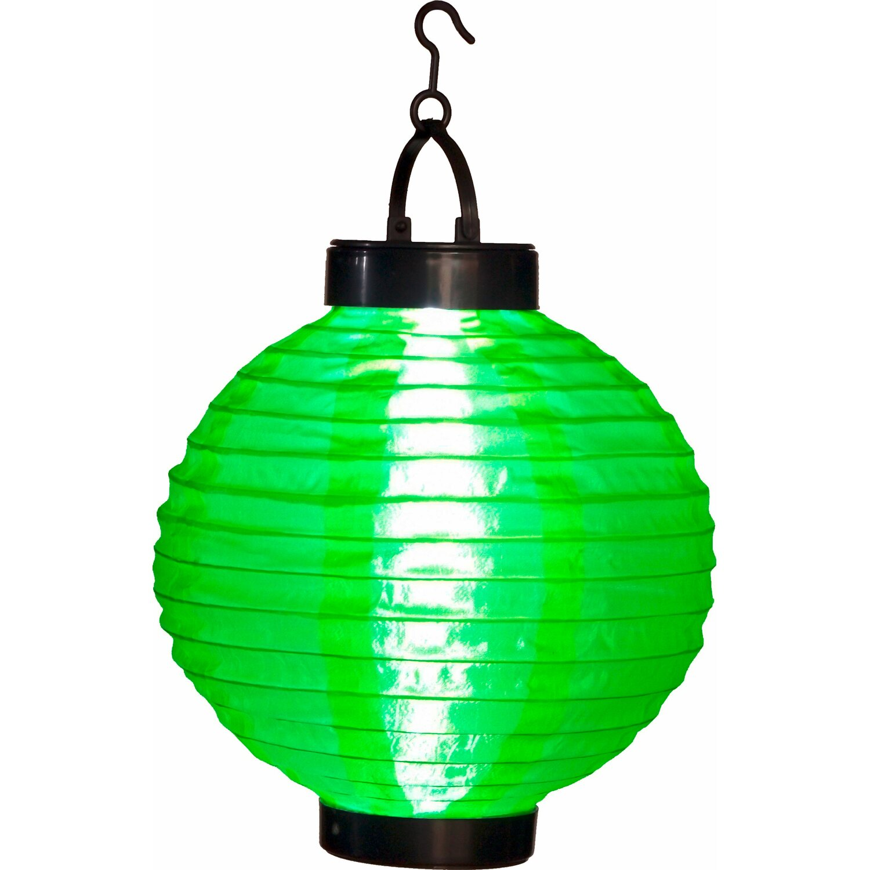 Globo Solarleuchte Lampion Grün