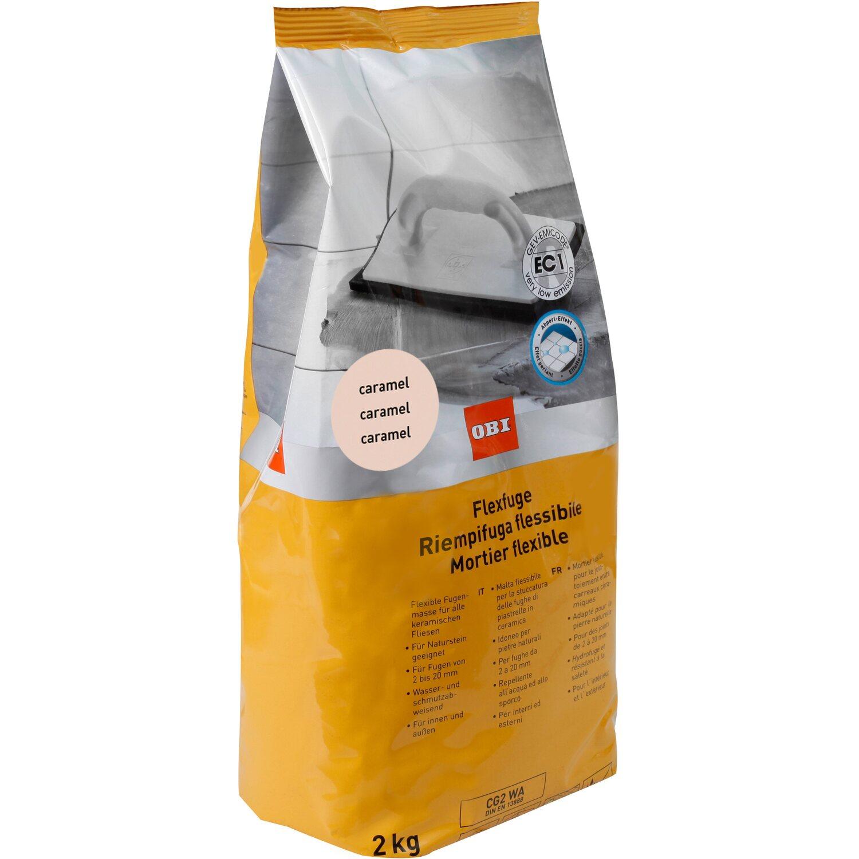 OBI  Flexfuge Caramel 2 kg