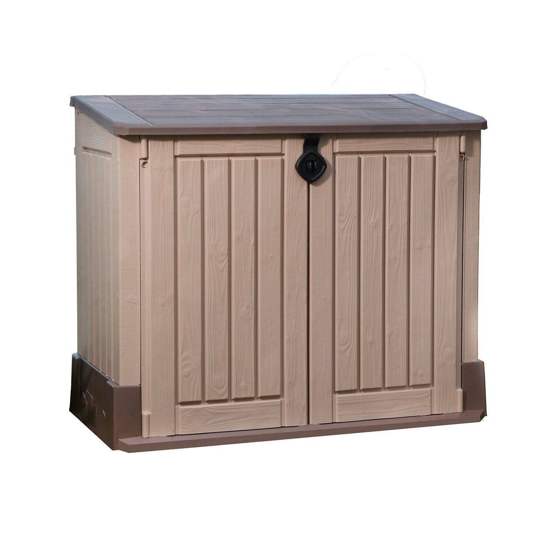 Hervorragend Mülltonnen-Gartenbox 240 l kaufen bei OBI TH07