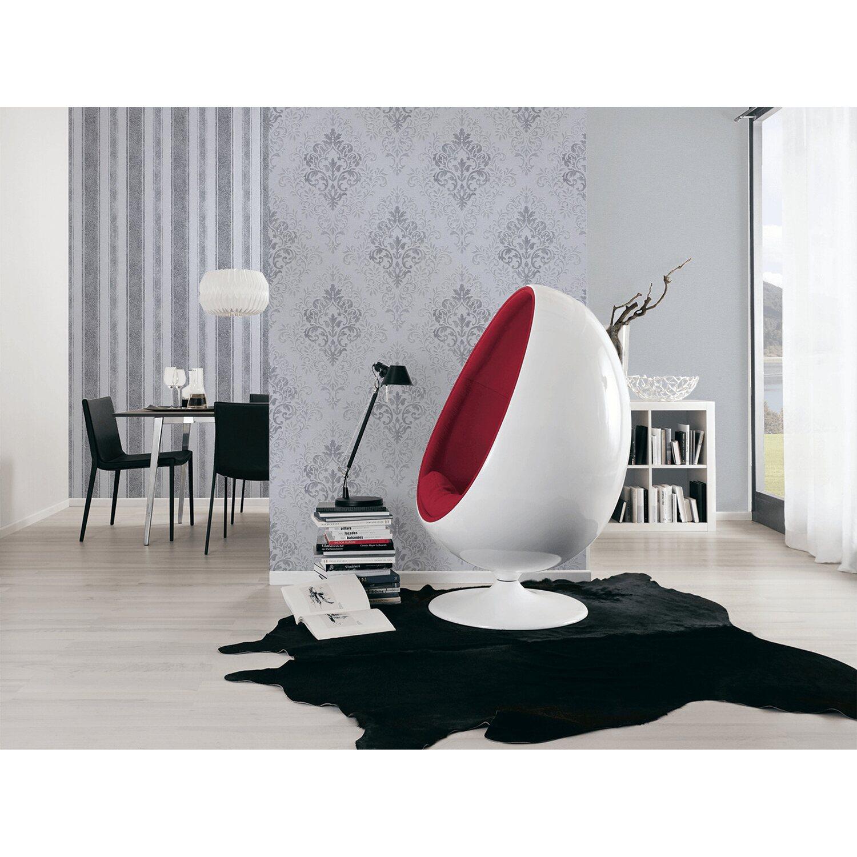 jette joop vliestapete ornament grau kaufen bei obi. Black Bedroom Furniture Sets. Home Design Ideas