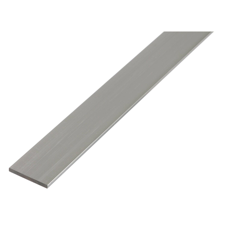 BA-Profil flach Natur 2 mm x 25 mm x 1000 mm