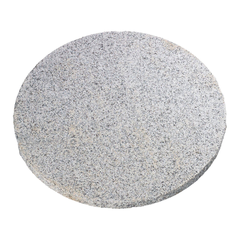 naturstein-trittstein sino grau Ø 50 cm kaufen bei obi