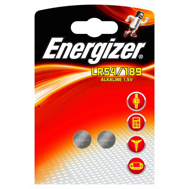 Energizer  Knopfzelle 189 Alkaline 1,5 V 2er-Set