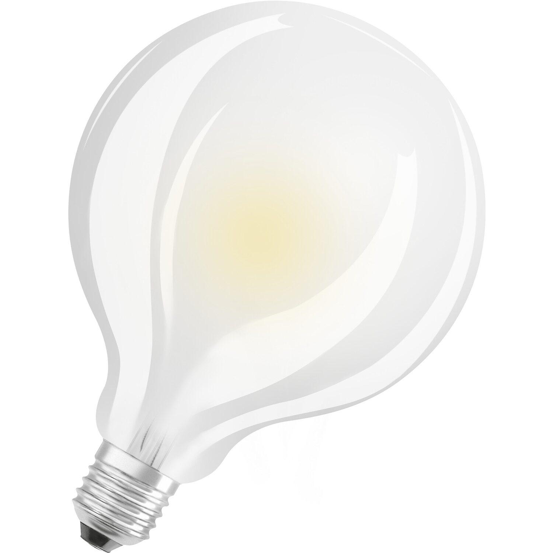 OBI LED Leuchtmittel EEK: A+ Globeform E27 10 W (806 lm) Warmweiß