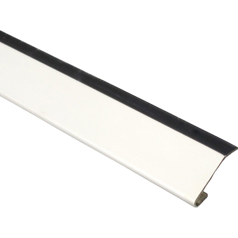 Arcansas Bodenausgleichsprofil Scivotav Edelstahl poliert 10 mm x 0,9 m