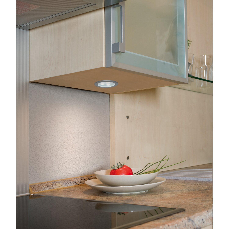 paulmann led m beleinbauleuchten set 3er high power micro. Black Bedroom Furniture Sets. Home Design Ideas