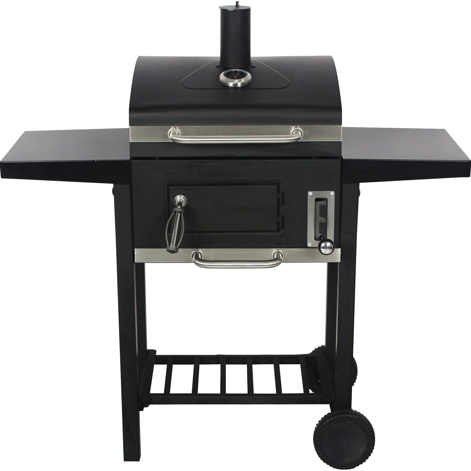el fuego holzkohlegrill ottawa s schwarz kaufen bei obi. Black Bedroom Furniture Sets. Home Design Ideas
