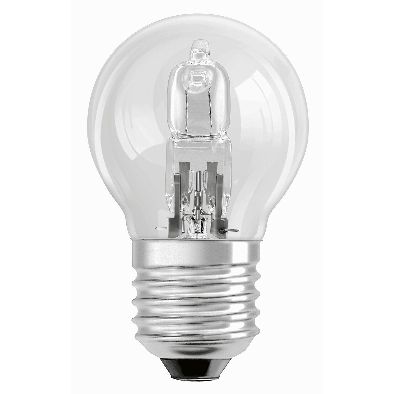 Osram E27 20W Tropfenlampe Halogen CLASSIC P