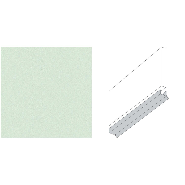 Sockelprofil Küche | Sockelprofil 300 Cm X 1 9 Cm Transparent Transparent Kaufen Bei Obi