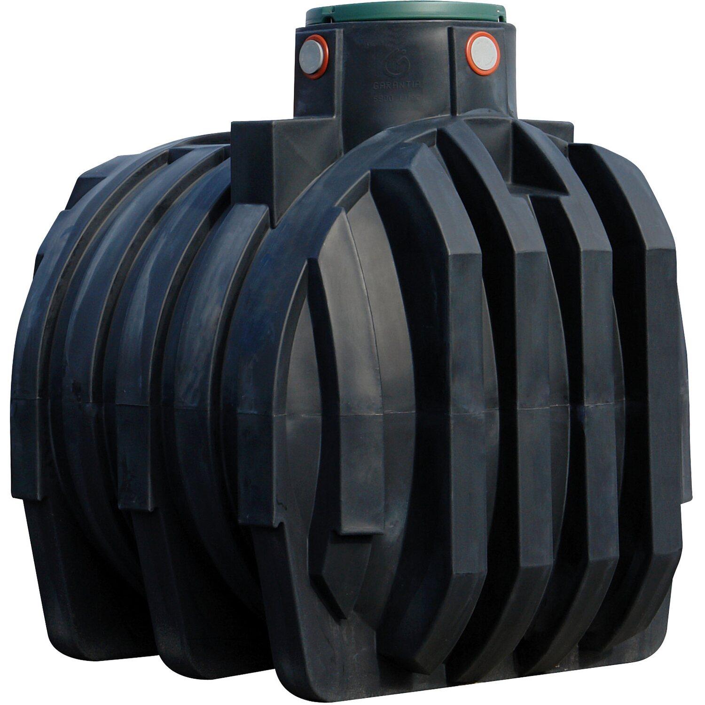 4rain  Mono Erdtank-Gartenpaket Comfort 6.800 l