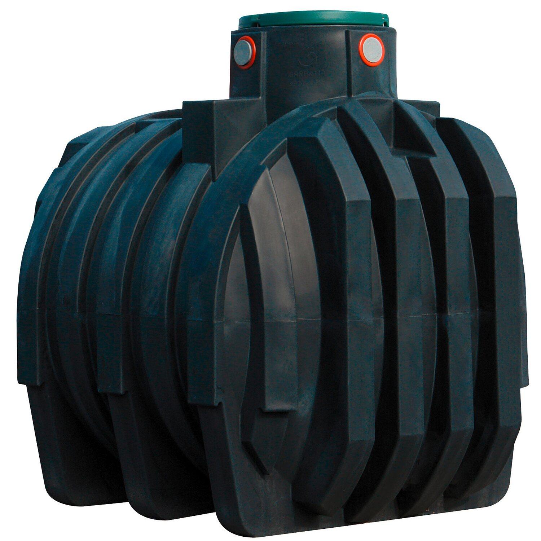 4rain  Mono Erdtank Hauspaket Premium 6.800 l