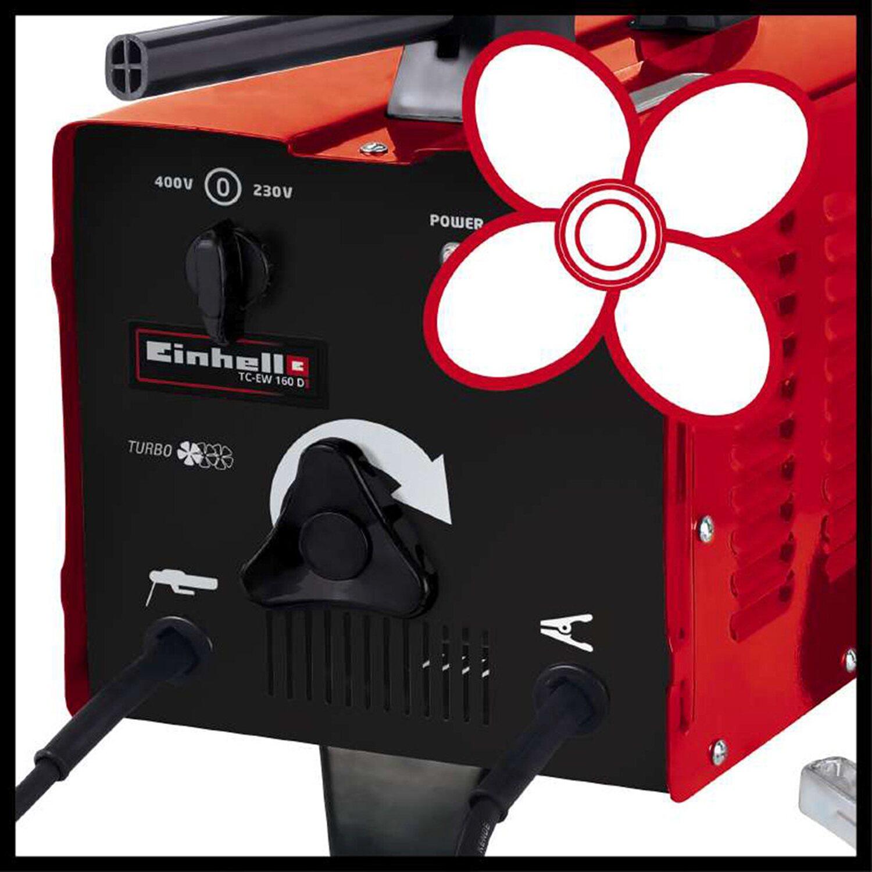 einhell elektro-schweißgerät tc-ew 160 d kaufen bei obi
